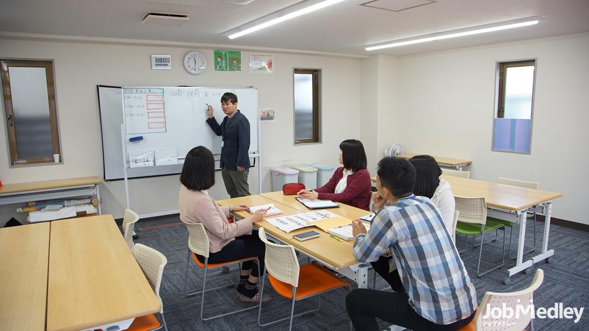 ハッピーテラス浦和教室(児童指導員の求人)の写真1枚目:発達に課題を抱える子供達の支援を目的とする放課後等デイサービスを運営しています。