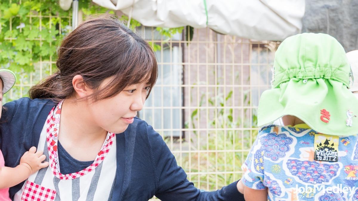すくすく保育園の写真2枚目:社会性や優しさ、好奇心を育てられるよう日々の保育に取り組んでいます