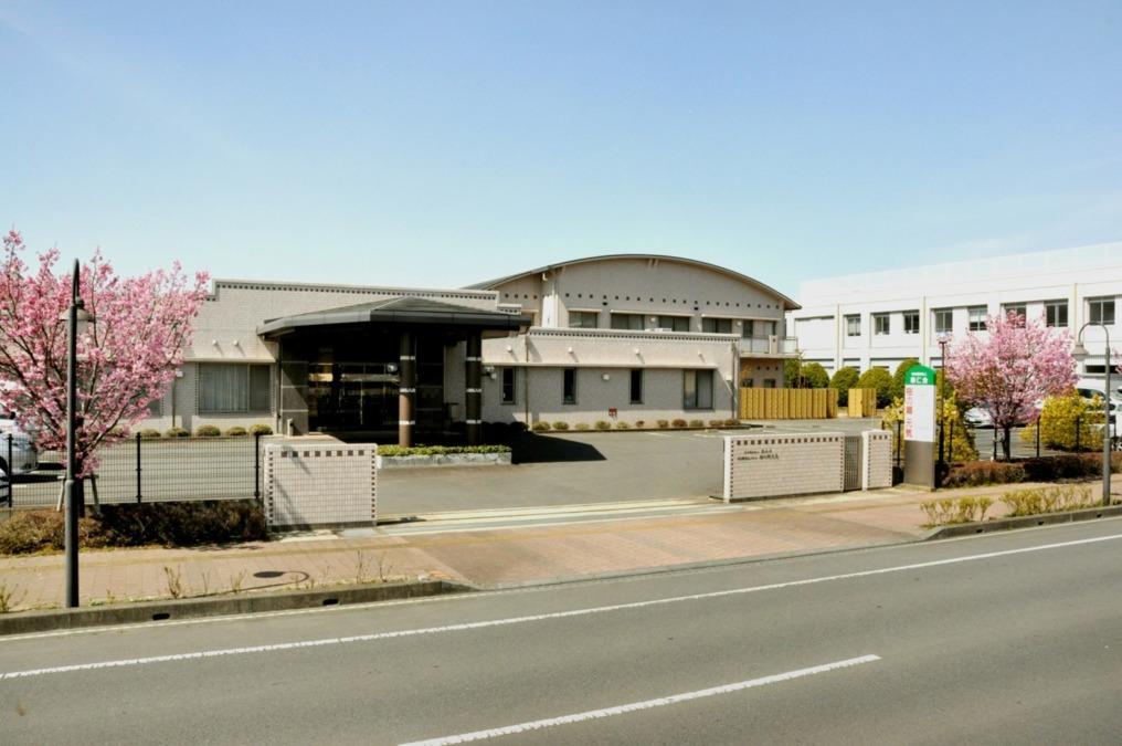 特別養護老人ホーム 桜の郷元気(介護職/ヘルパーの求人)の写真1枚目: