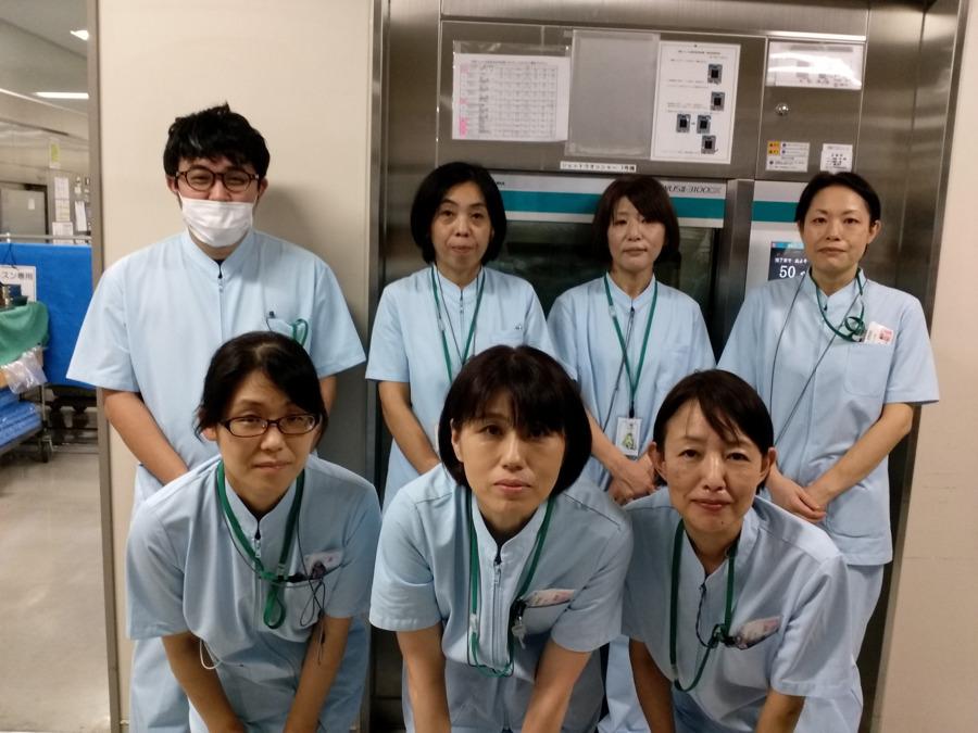 鴻池メディカル株式会社 八尾市立病院の画像