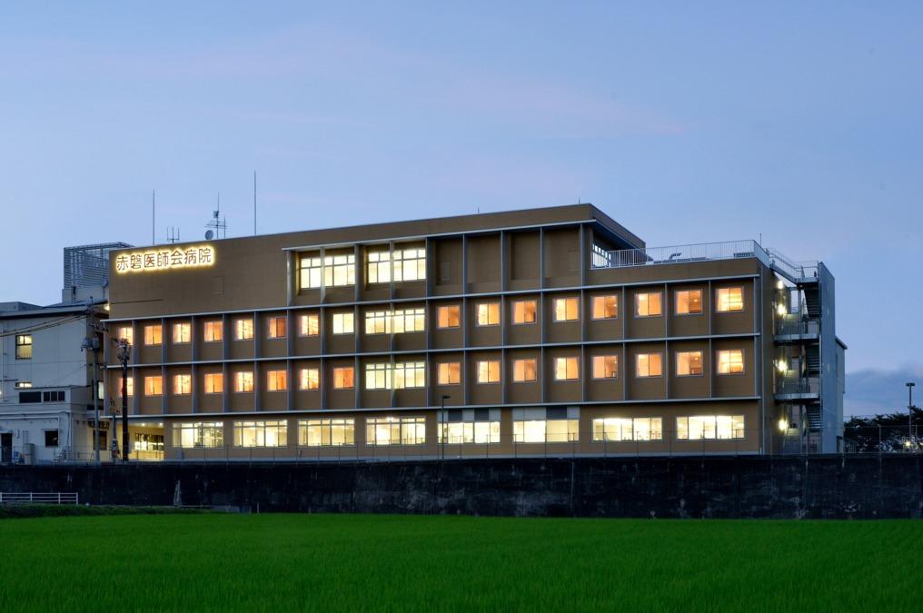 赤磐医師会病院の画像