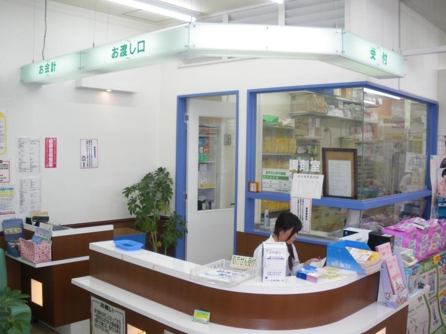 ミネ薬局 三軒茶屋店の画像
