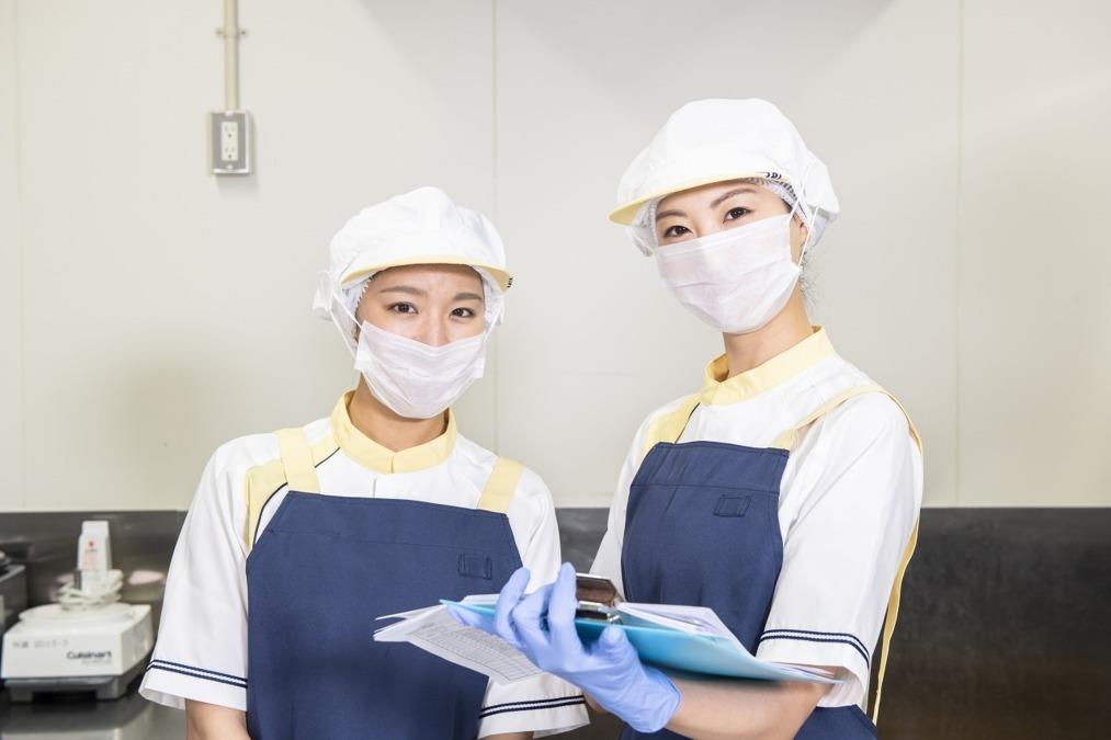 日清医療食品株式会社 大原荘内の厨房(調理師/調理スタッフの求人)の写真2枚目: