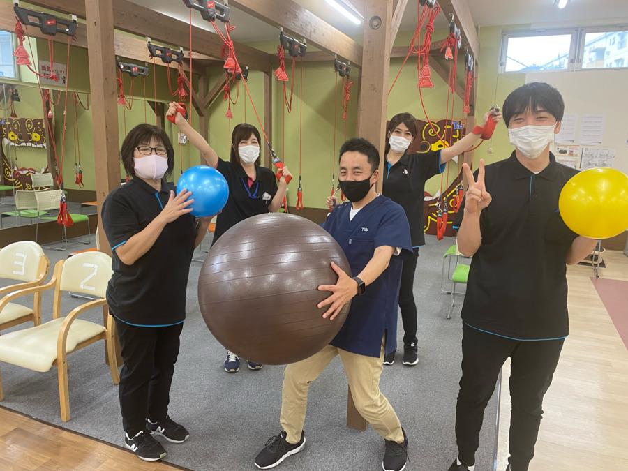 リハビリスタジオてぃーだデイサービス八千代高津の画像