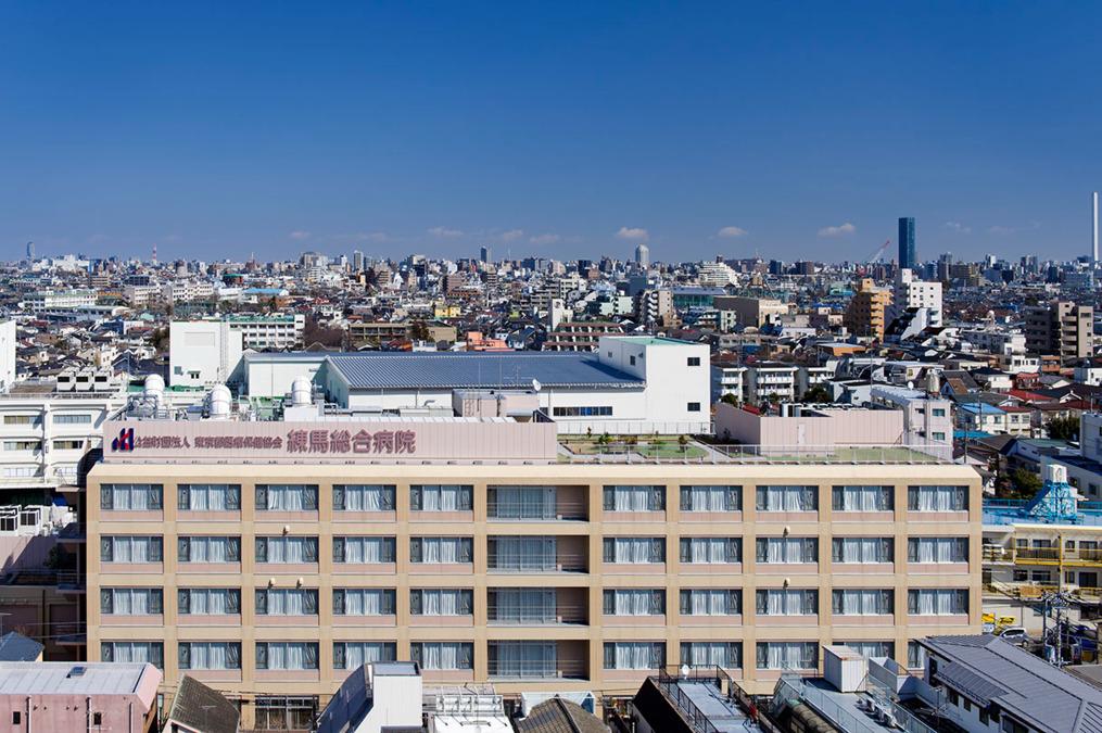 練馬総合病院の画像