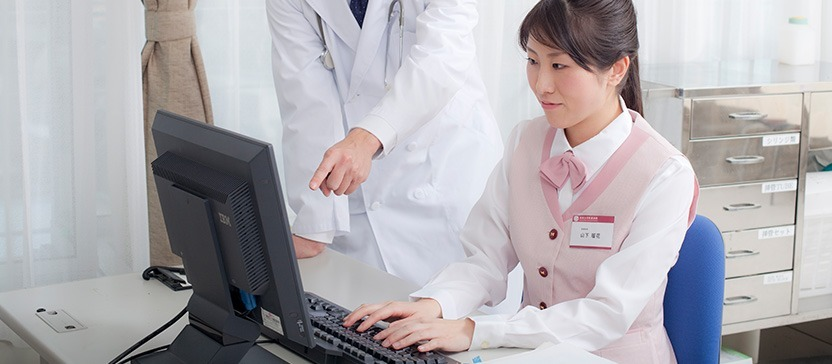 株式会社ニチイ学館 都立墨東病院の画像