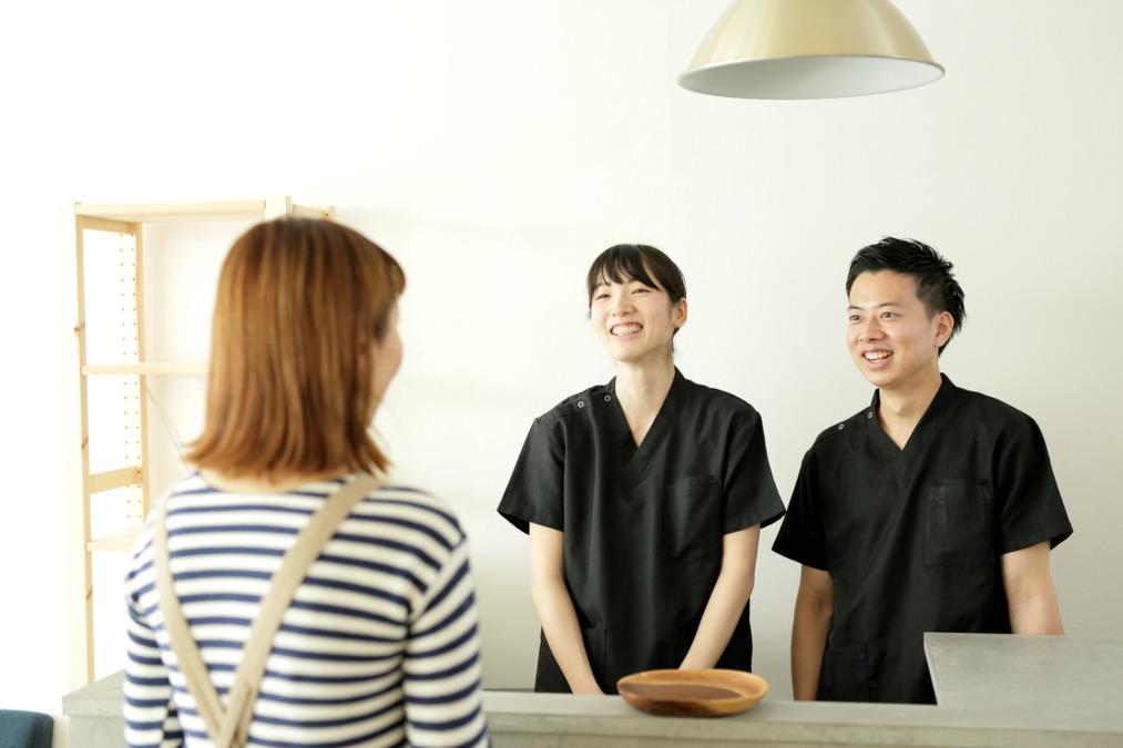 整体太郎と鍼灸花子の画像