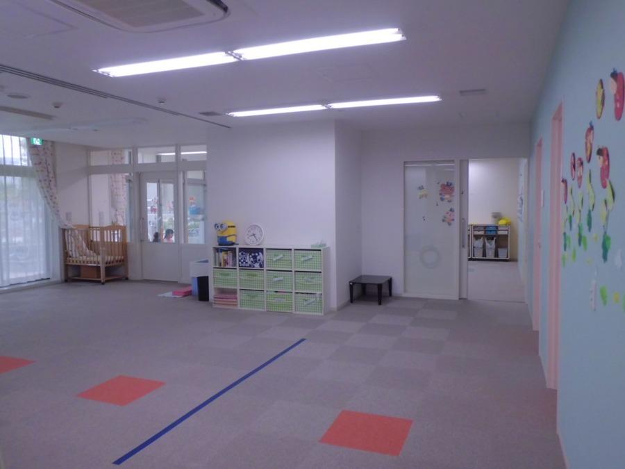 兵庫県立こども病院内保育所の画像