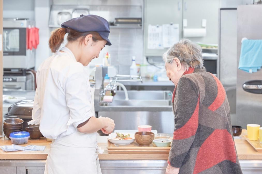 住宅型有料老人ホーム musubi (調理師/調理スタッフの求人)の写真: