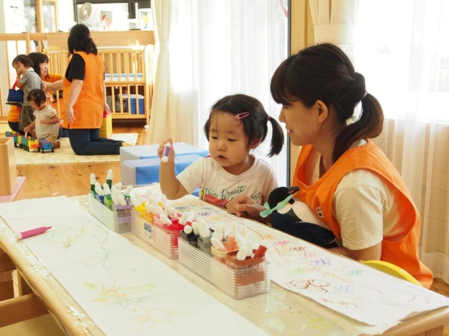 加古川中央市民病院院内保育園の画像