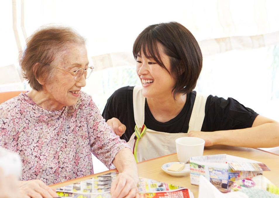 ライフ&シニアハウス日暮里(介護職/ヘルパーの求人)の写真1枚目:【長谷工グループの高齢者事業】 週1日~勤務OK!Wワークの方も応援します。