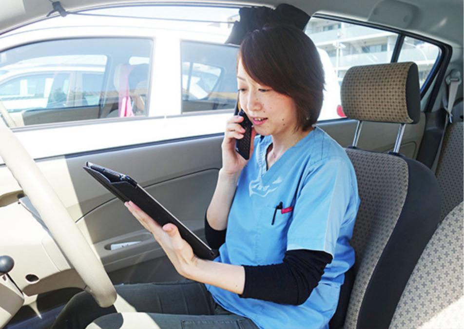 訪問看護リハビリステーション豊穣の大地(看護師/准看護師の求人)の写真:私たちは『ストレングス・アプローチ』の考え方を大切にしています!
