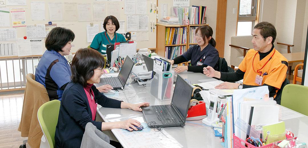 つやま訪問看護ステーションの画像