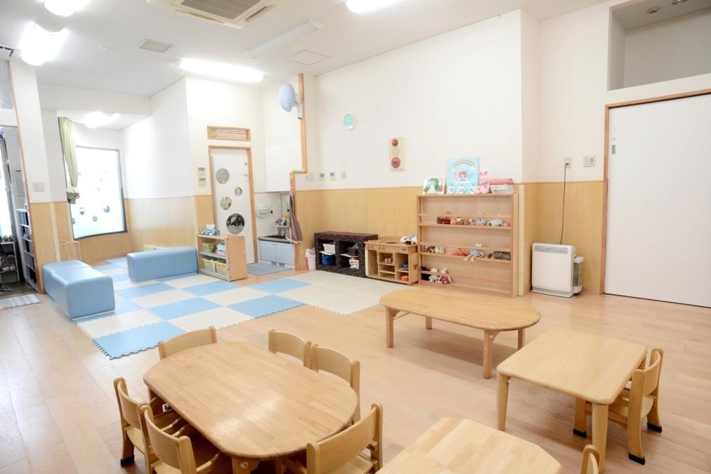 東京都認証保育所 「ラフ・クルー烏山保育園」の画像