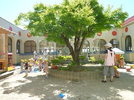 新湊作道保育園の画像