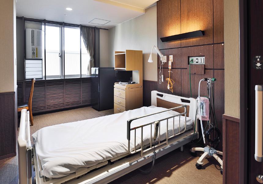 旭川リハビリテーション病院の画像