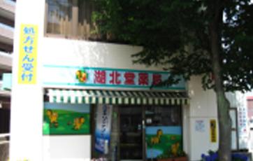 湖北堂西口薬局の画像