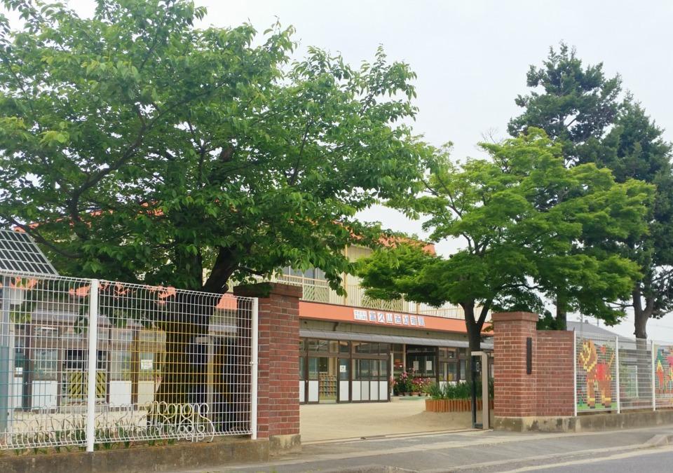 富久山西幼稚園の画像