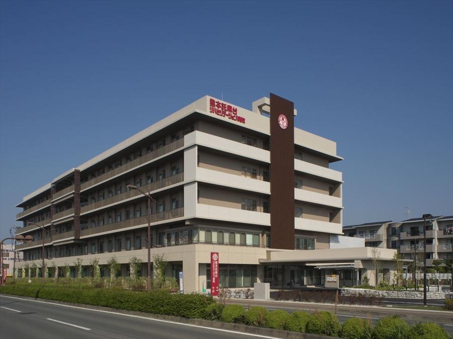 熊本託麻台リハビリテーション病院の画像