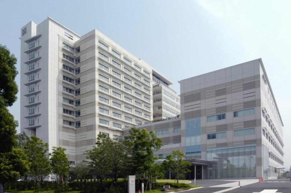 がん研有明病院(調理師/調理スタッフの求人)の写真:病院外観