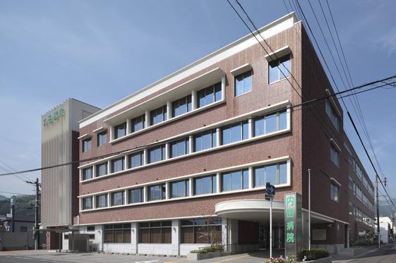 内田病院の画像