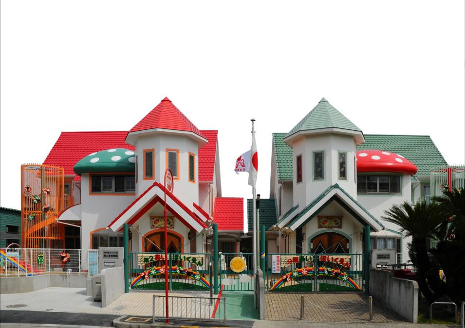 第二愛保育園の画像