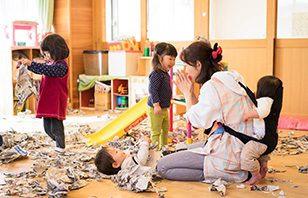 岡崎東病院 託児所エンゼルの画像