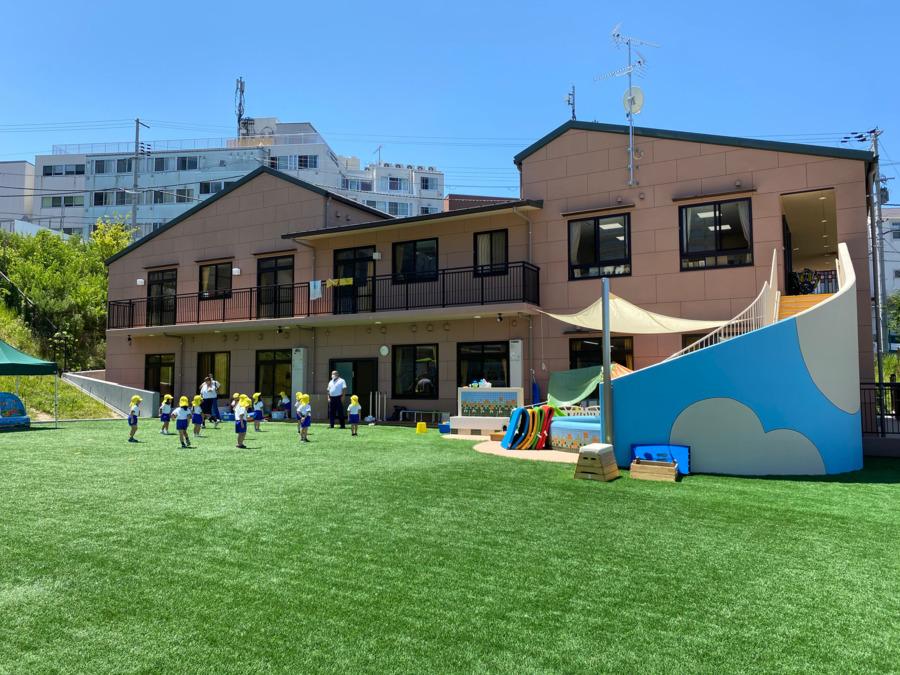 蓮美幼児学園千里丘北ナーサリーの画像