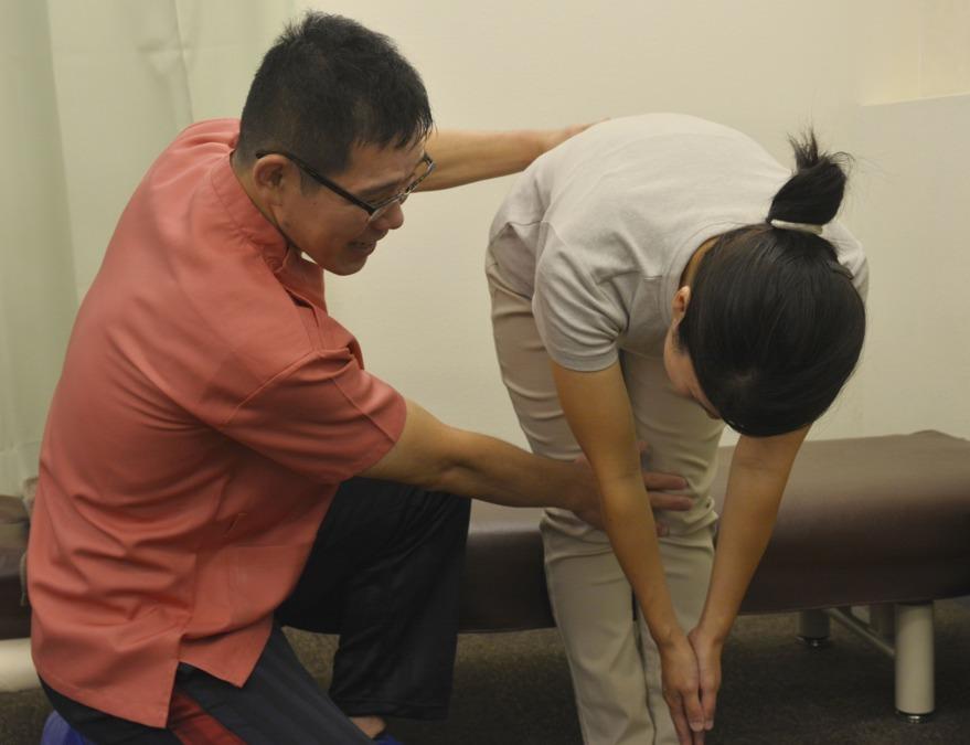 しらひげ鍼灸整骨院(柔道整復師の求人)の写真1枚目: