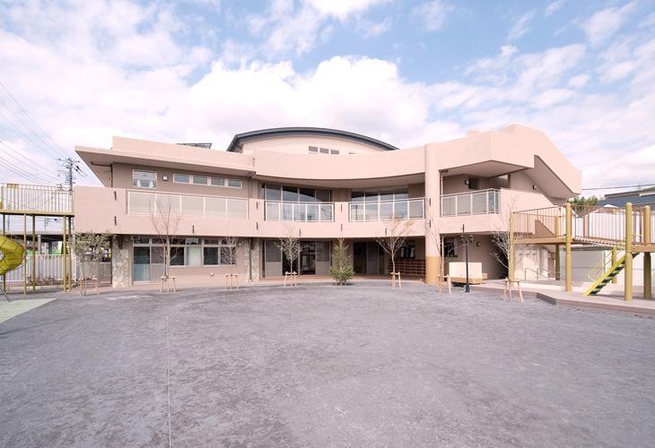 金目保育園の画像