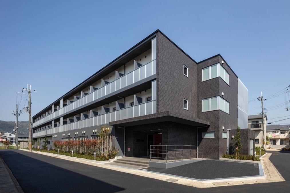 グランメゾン迎賓館京都嵐山2(介護職/ヘルパーの求人)の写真1枚目:グランメゾン迎賓館京都嵐山Ⅱです。