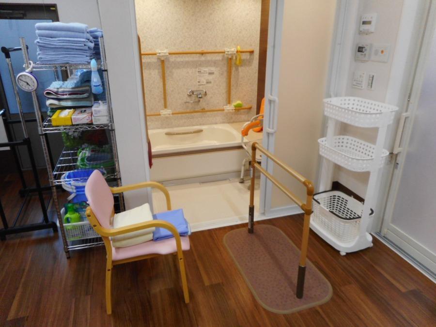 アットホーム七夢郡本【2018年11月01日オープン】の写真10枚目:個別浴槽です。