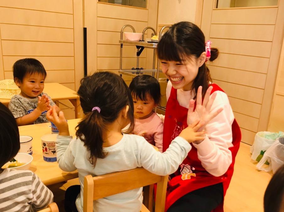 足立梅島雲母保育園(看護師/准看護師の求人)の写真: