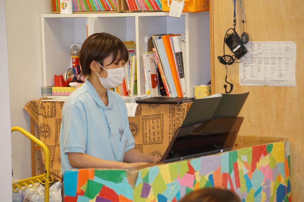 蓮美幼児学園まつやまちナーサリーの画像