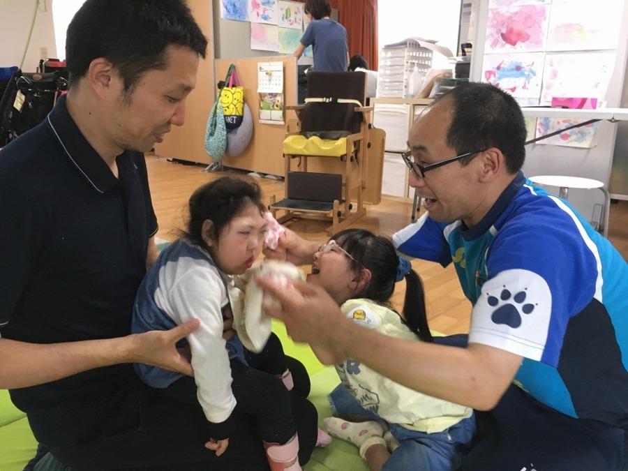 スマイルぷらす松戸(児童発達支援事業所、放課後等デイサービス)(児童指導員の求人)の写真: