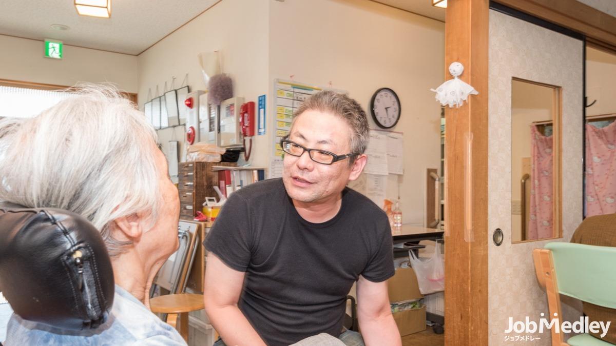 デイサービス桜花乃郷神明の家の画像