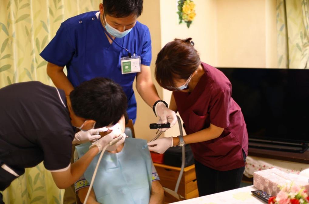 福森歯科クリニック分院(歯科医師の求人)の写真1枚目: