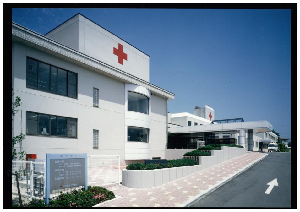 下伊那赤十字病院の画像