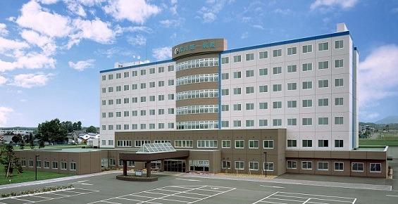 深川第一病院(作業療法士の求人)の写真1枚目: