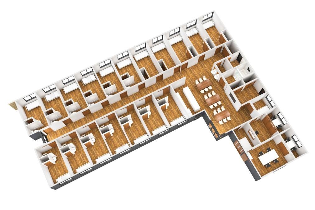 住宅型有料老人ホームGreenⅡ号館の画像