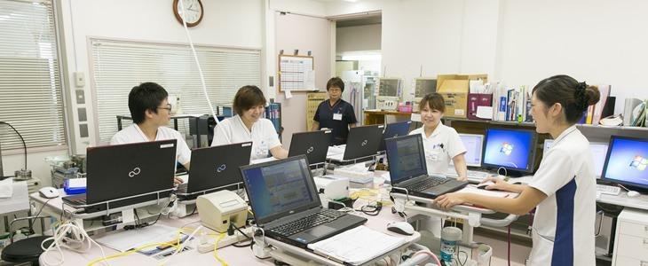 鎗田病院の画像