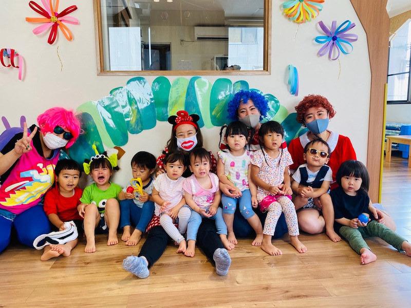 Smile International Preschool 淡路校の画像