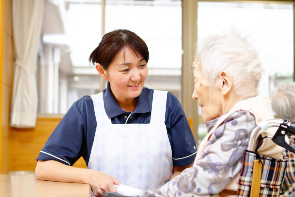 特別養護老人ホーム高麓(看護師/准看護師の求人)の写真1枚目: