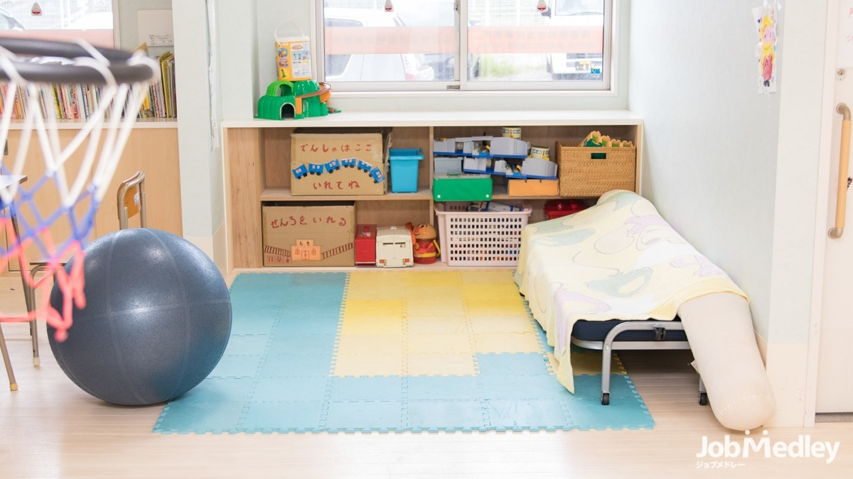 きらら湘南【障がい者・児童デイサービス】(管理職(介護)の求人)の写真8枚目:放課後やお休みに活動する場所を提供し、生活能力向上のためにサポートを行います