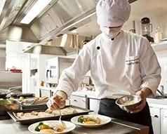 株式会社グリーンヘルスケアサービス 特別養護老人ホーム みゆきの郷内の厨房の画像