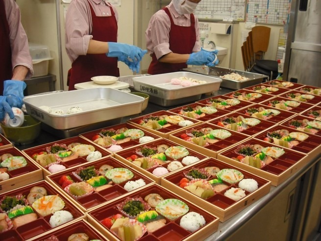 株式会社エポカフードサービス ドエル東志和内の厨房の画像