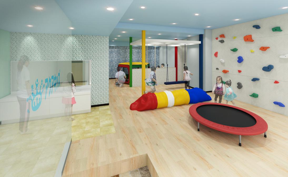 児童発達支援施設 アクアキッズみさと団地教室の画像