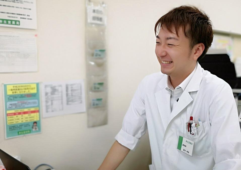 幸生堂薬局 東今里店(薬剤師の求人)の写真1枚目:アットホームな薬局です♪