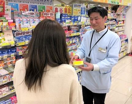 綿半スーパーセンター千曲店(登録販売者の求人)の写真: