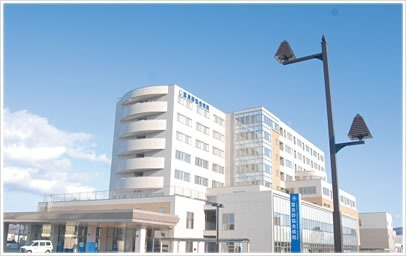 富良野病院の画像